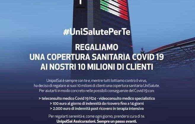 UnipolSai #UniSalutePerTe